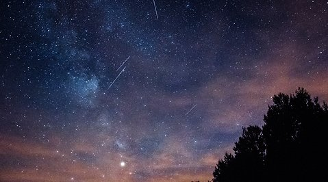 Soon you can see the Perseids meteor shower - dates you should be aware of