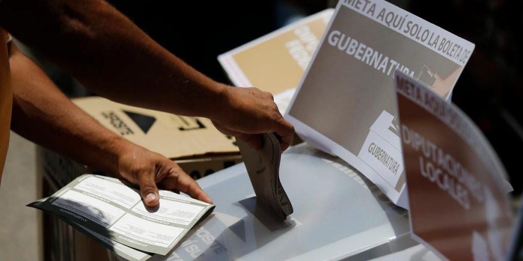 Still violent during the Mexican elections |  GP
