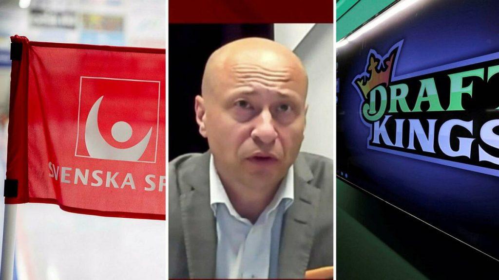 Svenska Spel unlocks to get rid of the odds provider