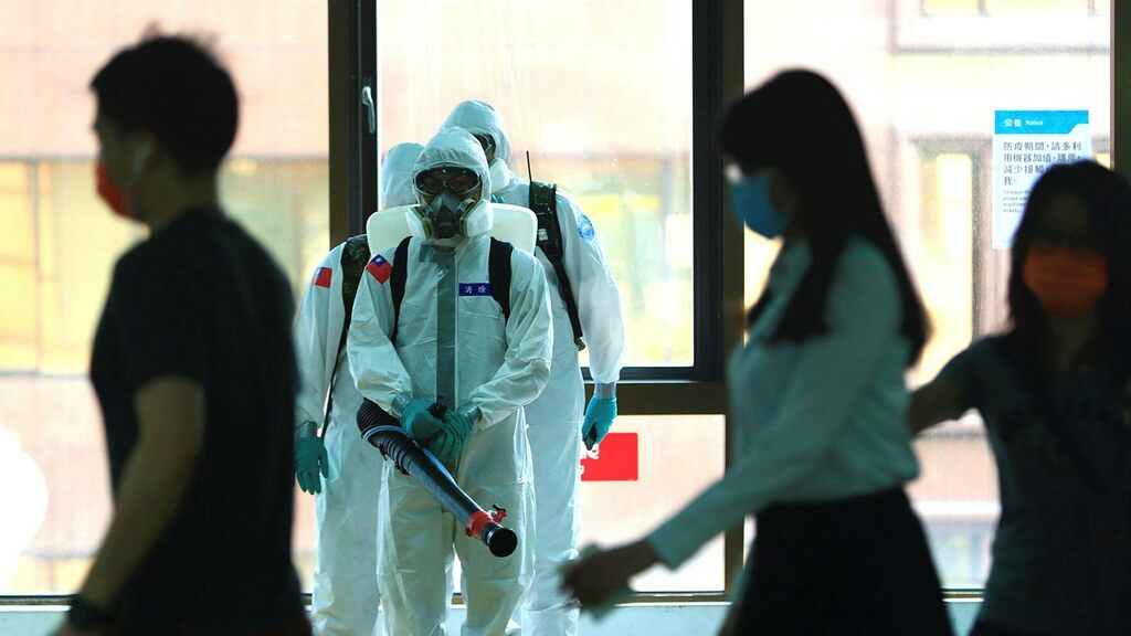 Taiwan victims of its success - the spread of infection is increasing