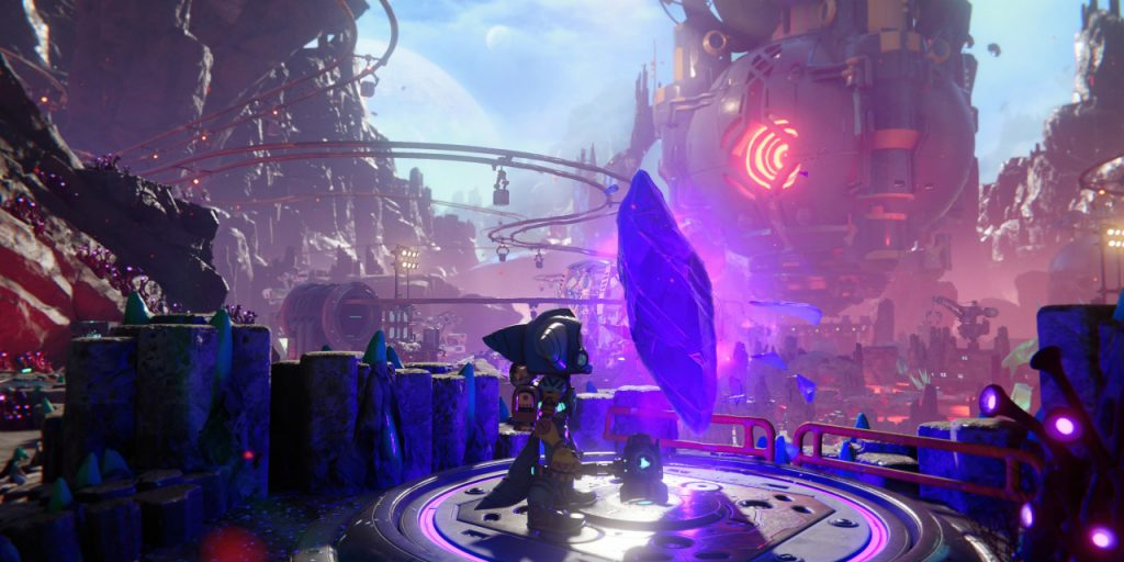 """Technical statement on the new Ratchet & Clank game: """"60fps with ray tracing? No problem!"""""""
