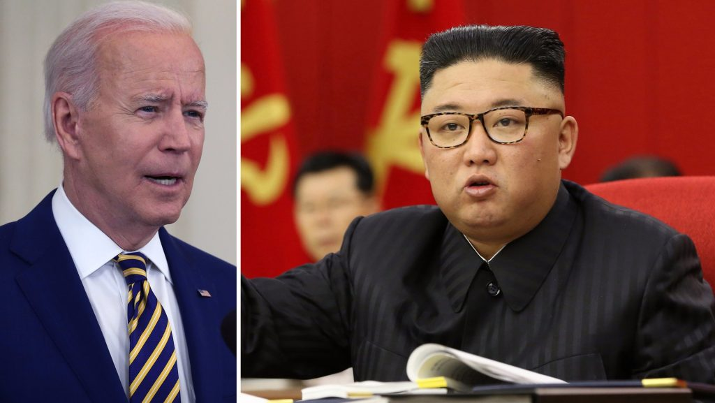 The White House responded to Kim Jong-un's proposal