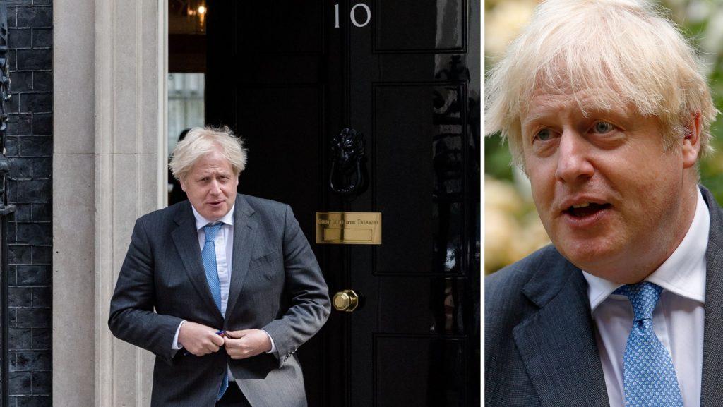 Then Boris Johnson ends up as Prime Minister