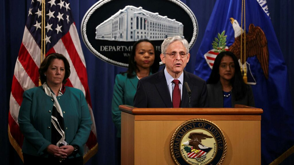 US Department of Justice sues Georgia over election law