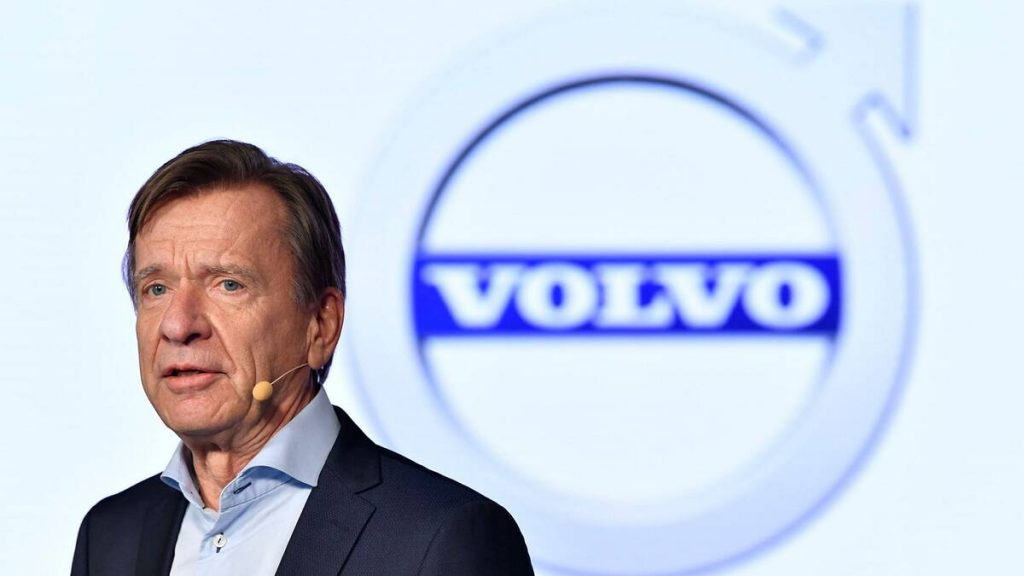 Volvo Cars rules when the government designed an extra bonus