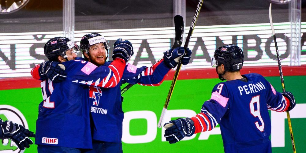 World Cup All-Star Team - SHL Hill and Successful Britain