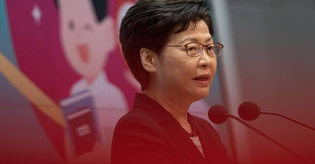 Reporters Without Borders: Hong Kong Lamb is the new enemy of press freedom
