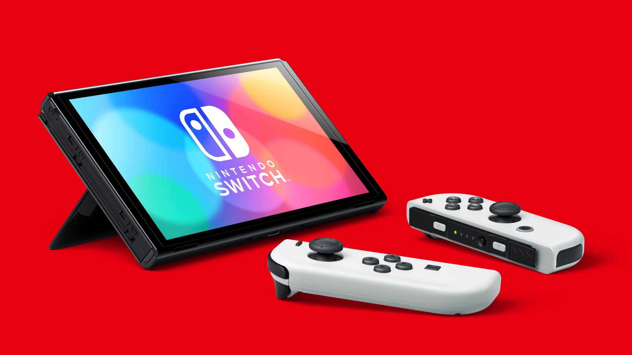 Nintendo Switch OLED (3)