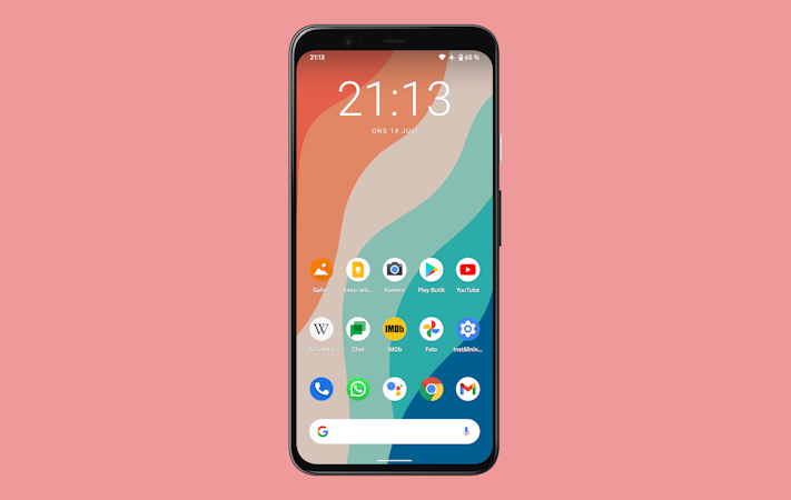 News in Android 12 beta 3: Scrolling screenshots and icon themes