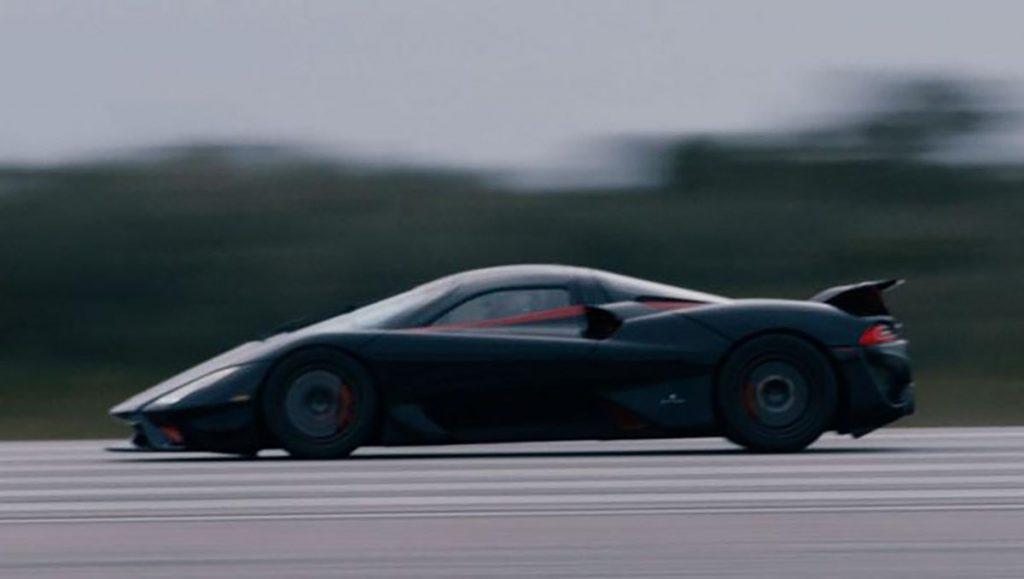 Här slår de Koenigseggs rekord – kör 455 km/h