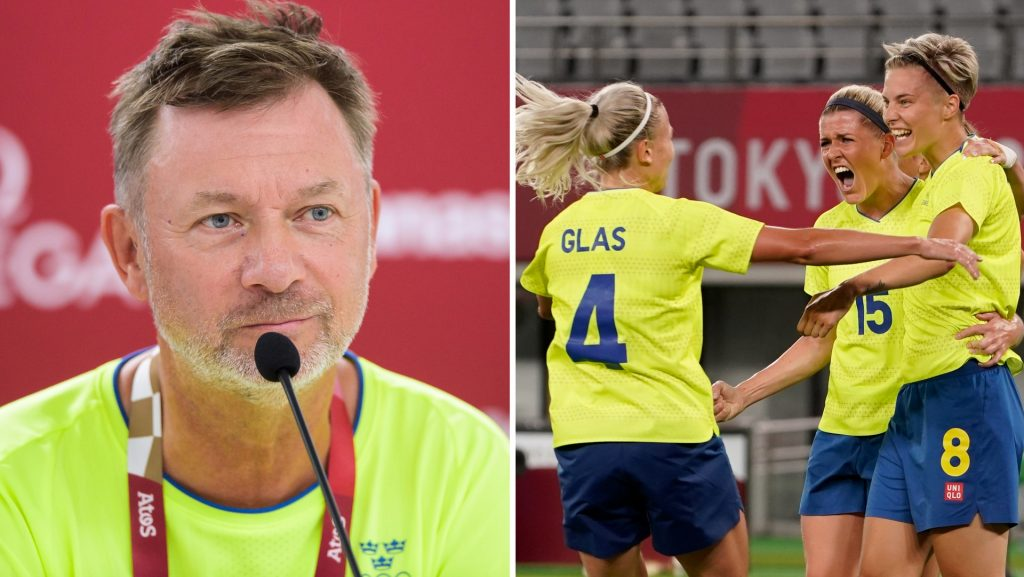 2021 Olympics: Sweden can win the group: 'Great chances'