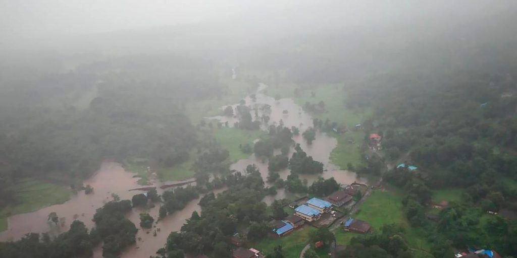 At least 200 dead due to rain in western India