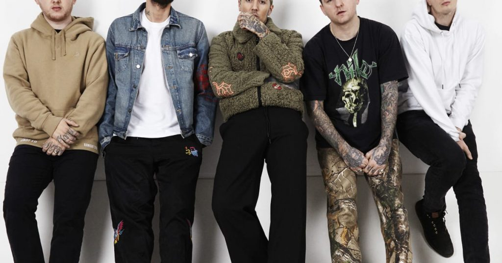 Bring Me The Horizon releases full-length sixth day 'amo'