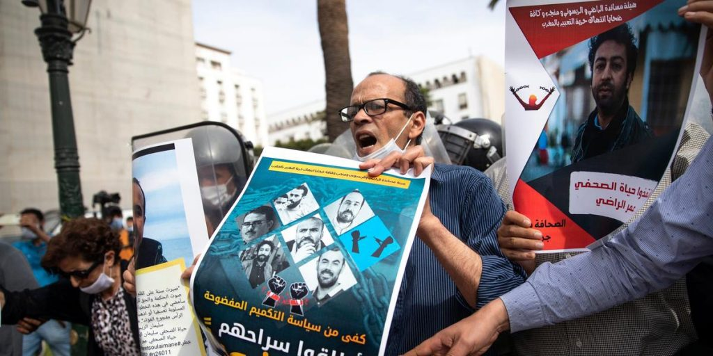 Conviction of the journalist on hunger strike |  GP