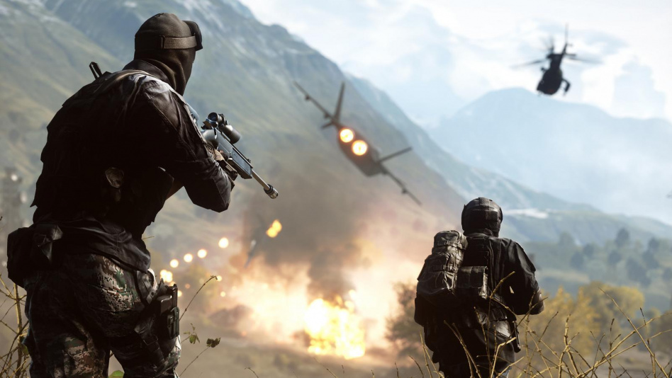 Dice continues to thrill the new game mode in Battlefield 2042
