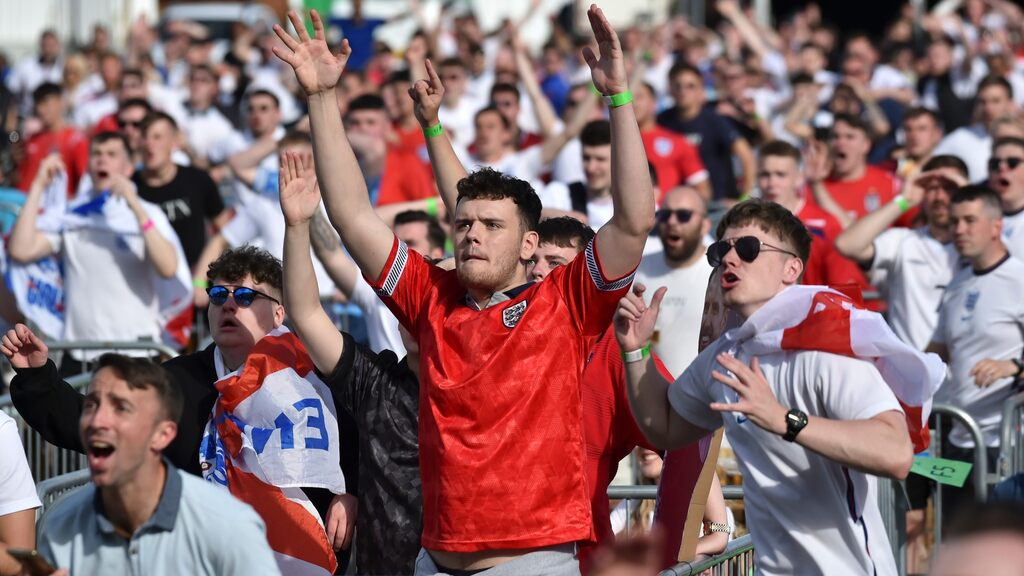 EFL fans harassed and fined in Rome