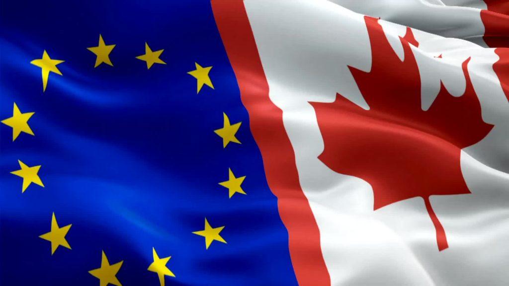 EU-Canada Summit in Brussels, 14 June 2021