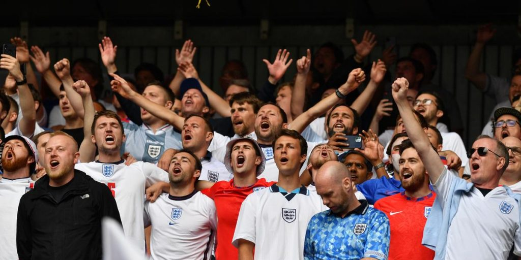 English fans are being turned around and risking fines in Rome