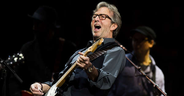 Eric Clapton wants to play for the undeclared