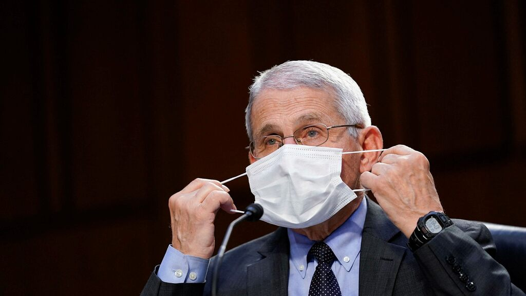 Fauci: Uneven vaccination creates two different states of the United States