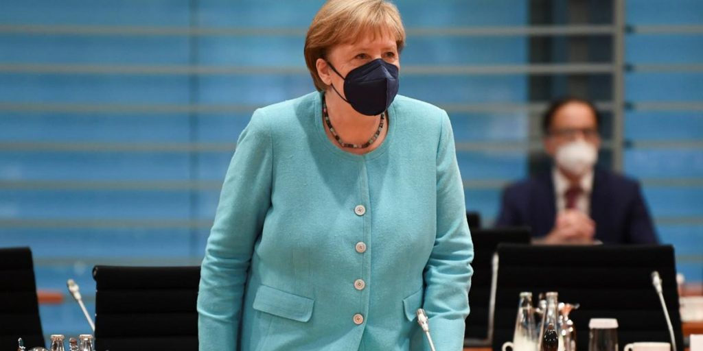 Gas pipeline marks Merkel's swan song in the United States
