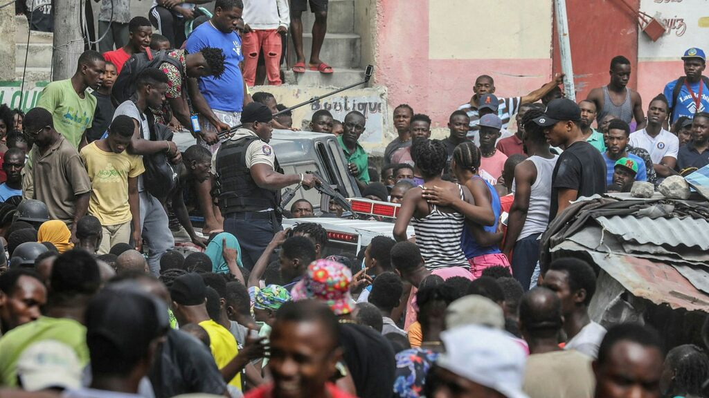 Haiti's president was tortured before he was killed