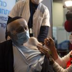 Israelis over 60 years of age are given the third dose of the vaccine – Dajin