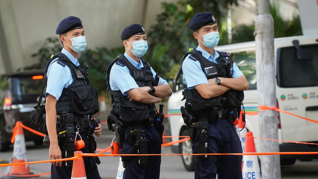 Journalists on trial in Hong Kong