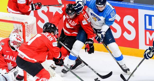 Kanada illa ute i VM