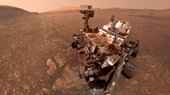 Mars burps methane: a chance to find life