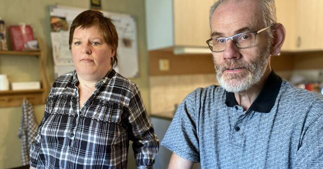 """Petra and Sven-Olof moved from daily activities in Skellefteå: """"taking a breath"""""""