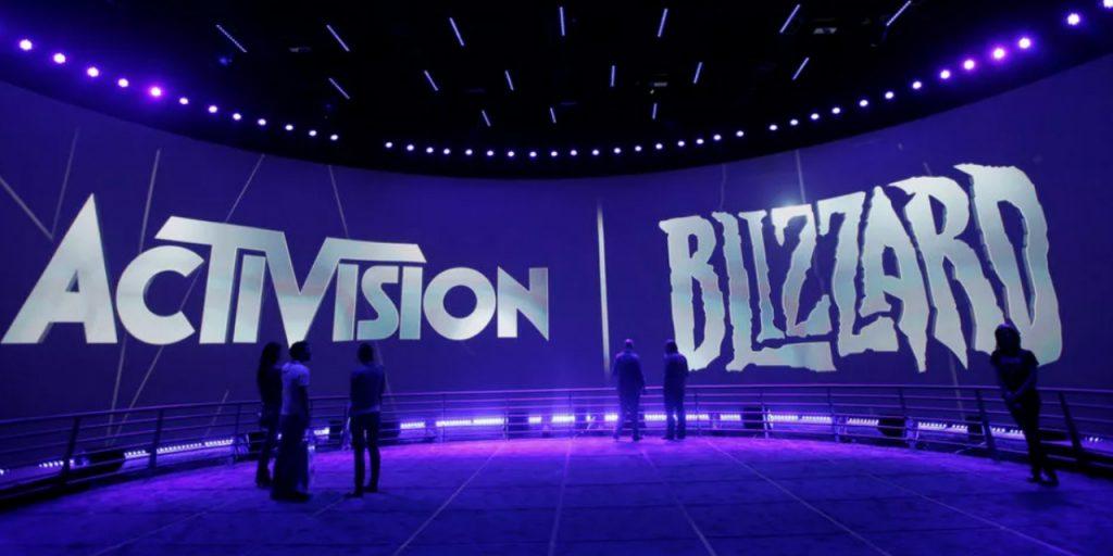 Spy cameras found inside Activision Blizzard toilets