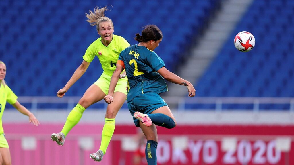 Sweden's advantage in the Olympic semi-final against Australia: Spicer legs