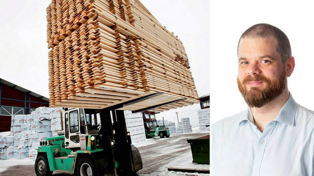 Swedish sawmills see good prospects for export