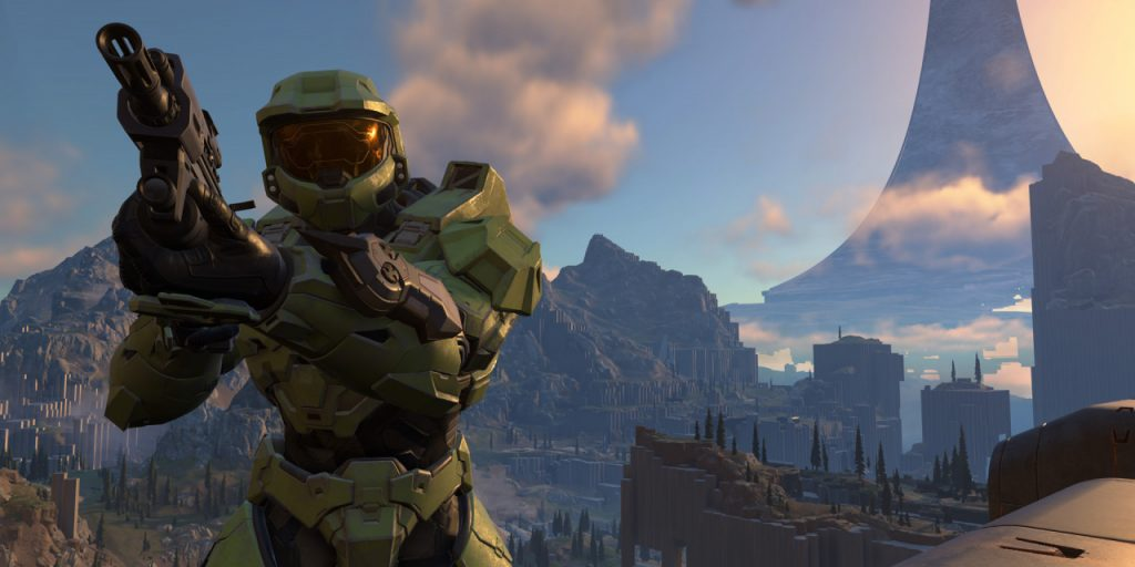 The Halo series doesn't hold up or fall with Halo Infinite, Xbox boss