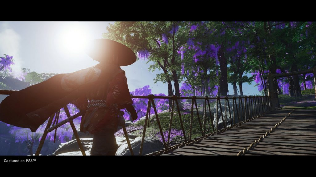 The rumors were true: Ghost of Tsushima is getting a director's version with a new chapter