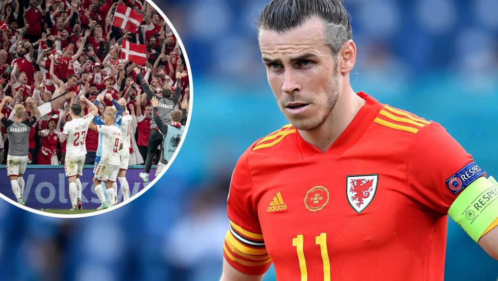 Wales outraged when Denmark was allowed to get supporters in Amsterdam