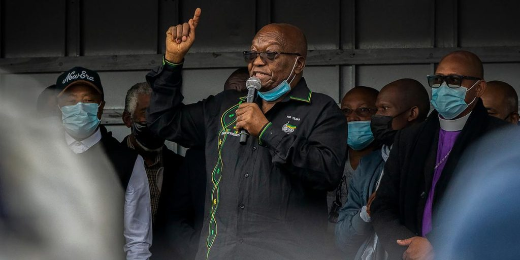 Zuma fires - allegations of wrongdoing