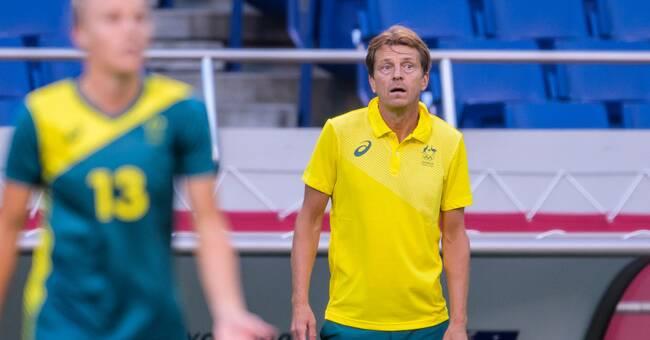 Gustafson writes Olympic history with Australia