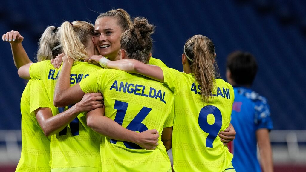 Sweden - Canada match guide - everything before the Olympic final in football