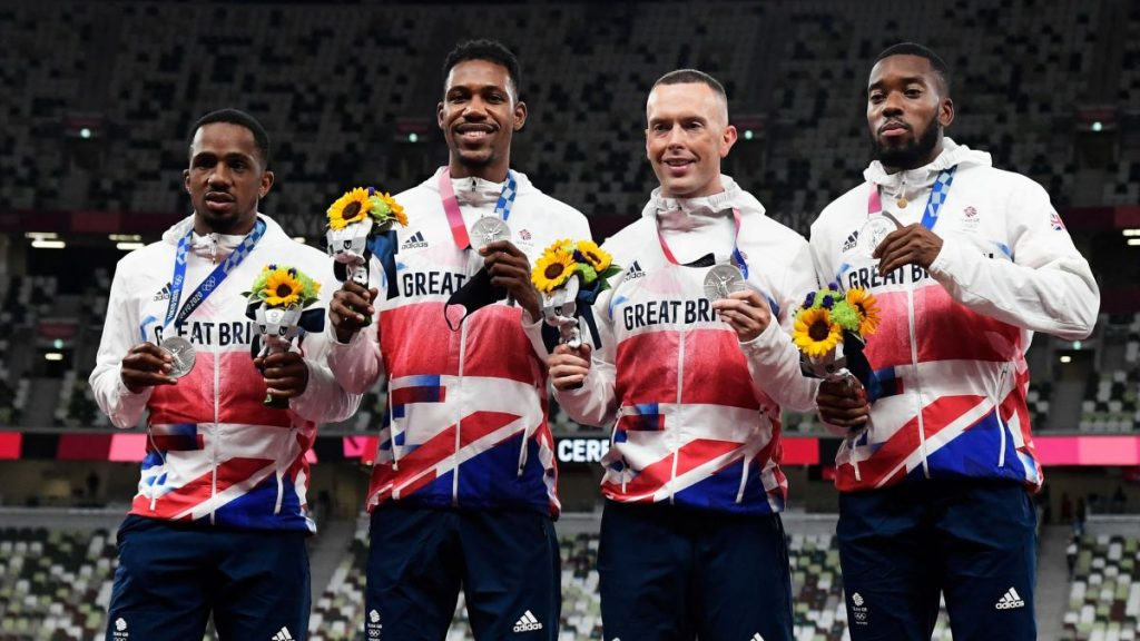 British Olympic silver medal suspended due to doping - relay team loses medals - sport - svenska.yle.fi