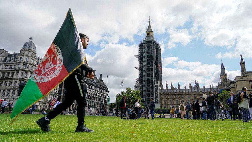 Britain will receive 20,000 Afghan Kota refugees