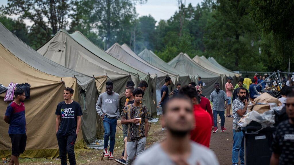 Highway and cheap refugee route through Belarus attracts Iraqis to the European Union