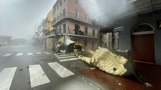 French Quarter in New Orleans on Sunday.