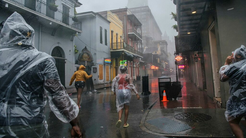 Living in New Orleans about Hurricane Ida: 'Wild chaos and sheer panic'