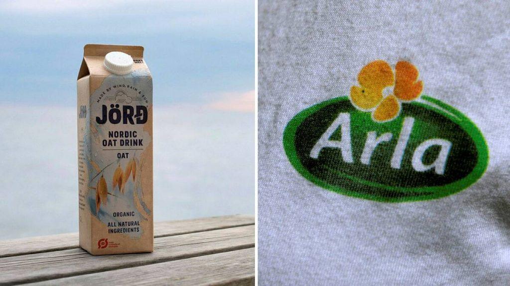 Arla introduces self-made oat milk in Sweden