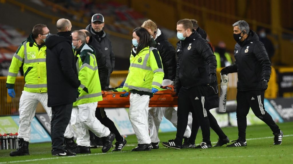 Bad scenes cast a shadow over Liverpool's rare win - Wolverhampton coach's reassuring message: 'He remembers what happened'    Sports