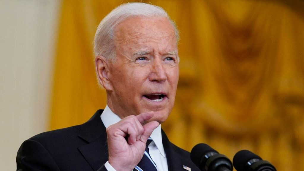 Biden: There is no American left