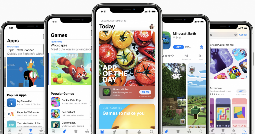 Changes for developers in the App Store