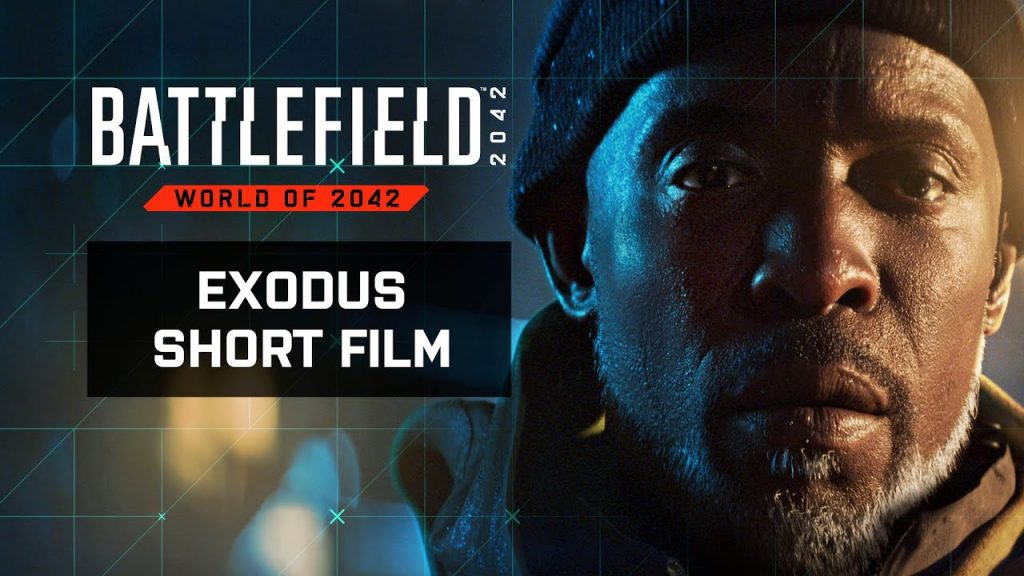 DICE releases the short film Exodus from Battlefield 2042